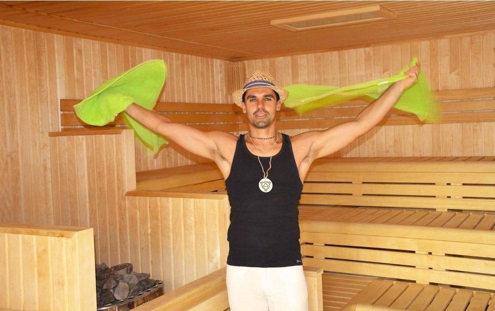 saunový mistr