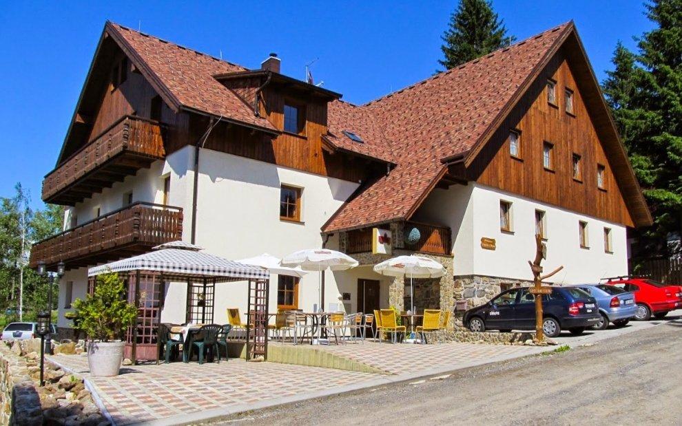 Penzion Alpský dům je ideálním cílem turistů
