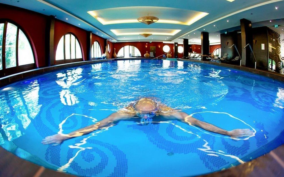 Wellness pobyt v Hotelu Stácio