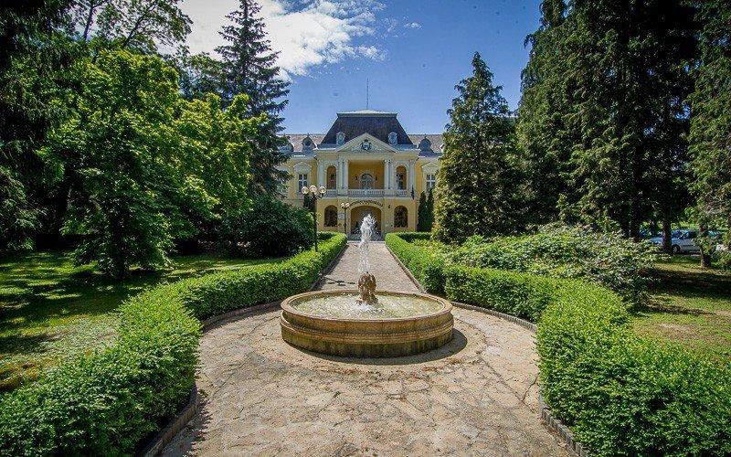 Luxusní zámecký pobyt v Maďarsku