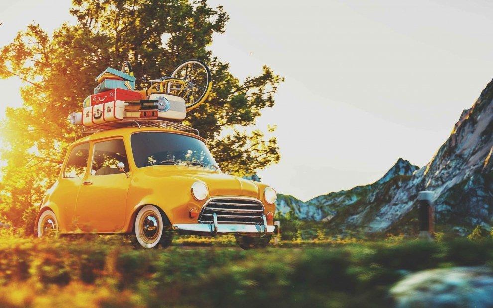 Při cestování autem oceníte především svobodu
