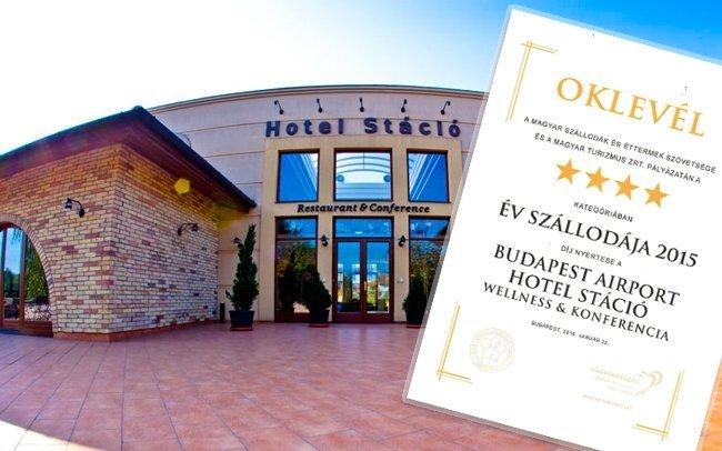 Nejlepší maďarský hotel roku 2015
