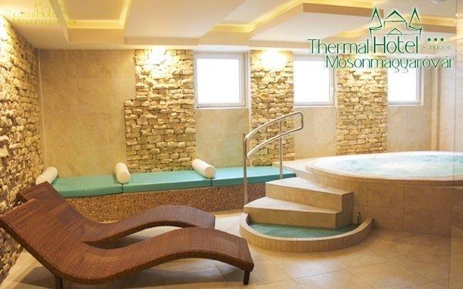 Moderní wellness centrum hotelu