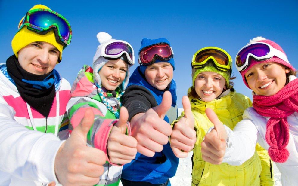 isic lyžování