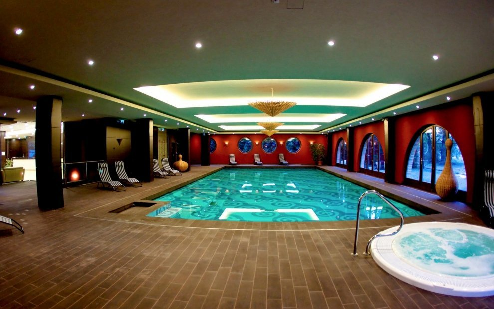 Dovolená v nejlepším maďarském hotelu Stácio