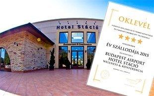 Na vlastní kůži: nejlepší maďarský hotel roku 2015