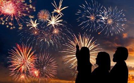 Tipy, kde báječně oslavit Nový rok