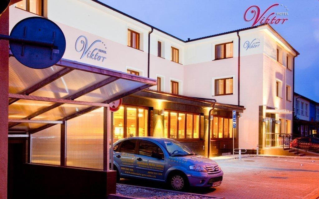 Bratislava pro dva v hotelu u centra se snídaní - platnost až do konce června