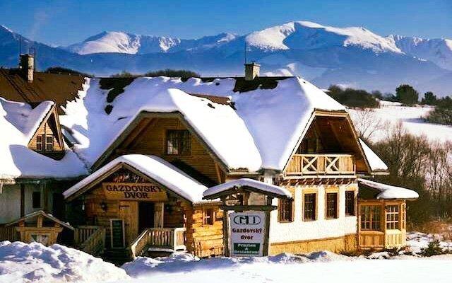 Termály Bešeňová s polopenzí, lyžováním i Liptov Region Card se spoustou slev