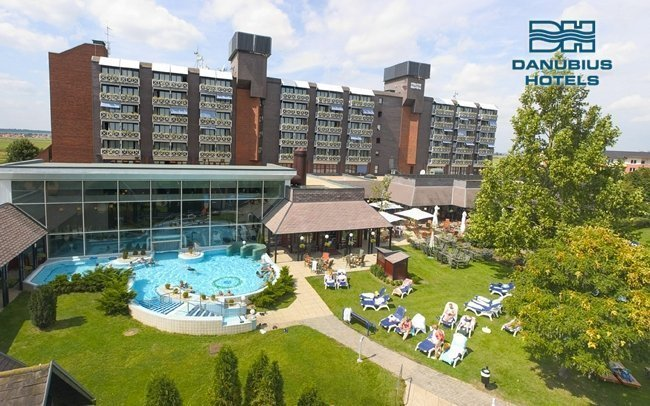 Bük luxusně v hotelu Danubius s neomezeným wellness a all inclusive