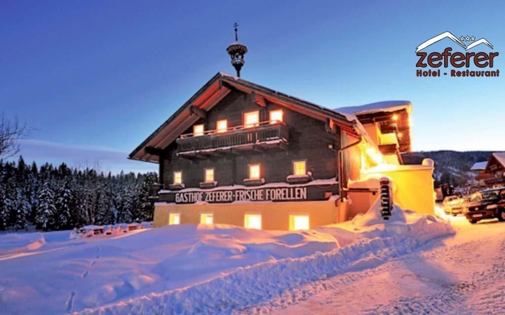 Rakouské Alpy: dovolená v českém hotelu nedaleko ledovce Dachstein se snídaní