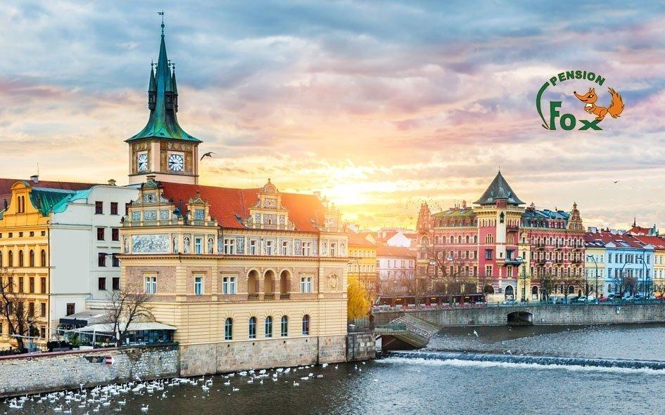 Praha levně s masáží a snídaní kousek od historického centra až do června 2017