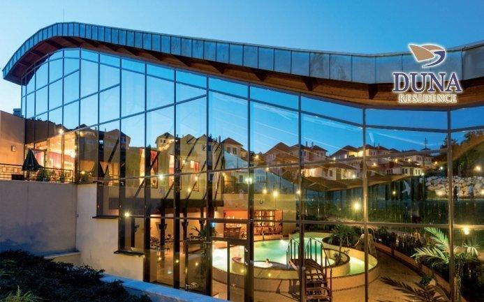 Maďarsko luxusně v 5* resortu s polopenzí a neomezeným vstupem do wellness