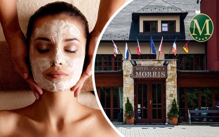 Mariánské Lázně: dámská jízda v luxusním hotelu Morris s wellness a polopenzí