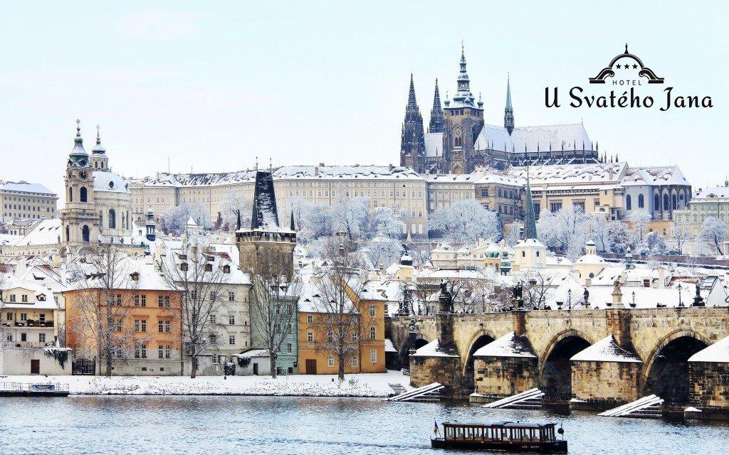 Praha: ubytování se snídaní v rodinném hotelu u Karlova náměstí