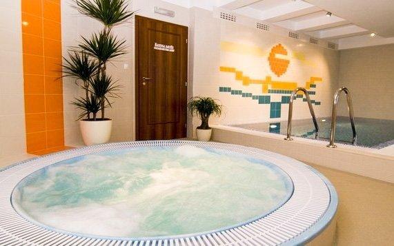 Bílé Karpaty s neomezeným vstupem do wellness s bazénem a polopenzí