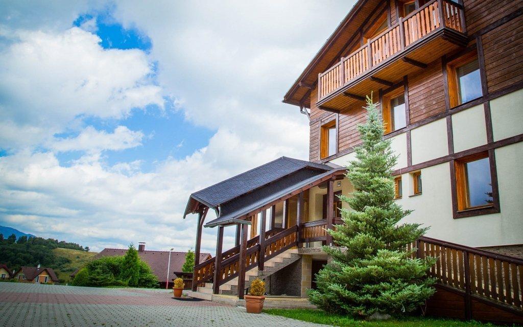 Vysoké Tatry s polopenzí a wellness + dítě do 11,9 zdarma