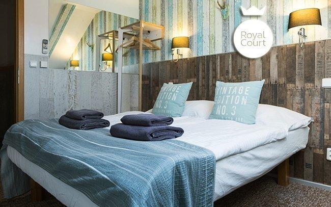 Praha luxusně v hotelu historického královského soudu kousek od centra