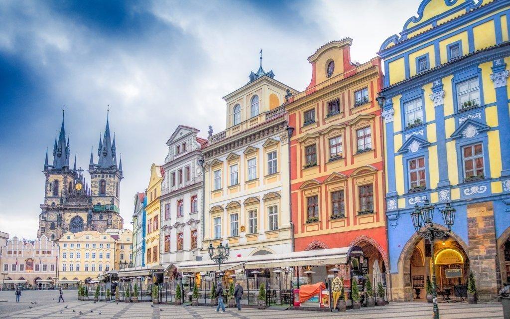 Praha ve 3* hotelu se snídaní nedaleko centra - platnost až do září