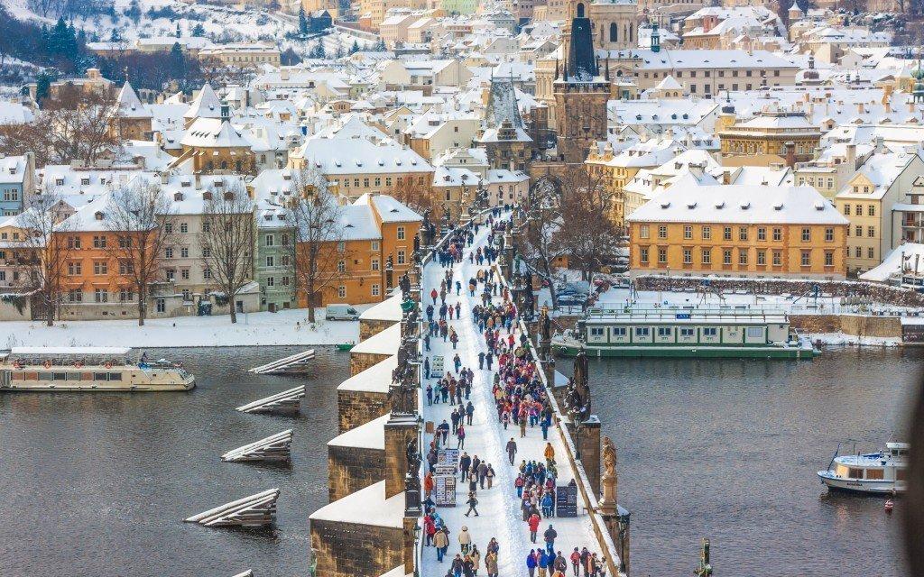Praha v rodinném penzionu se snídaní přímo v centru + děti do 6 let zdarma