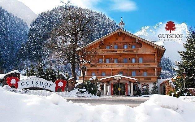 Rakouské Alpy v luxusním 4* hotelu s polopenzí, bazénem a wellness