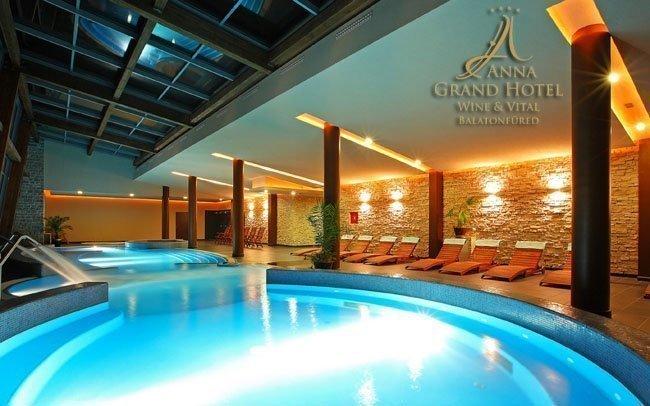 Maďarsko ve 4* hotelu s wellness, bazénem a polopenzí - až do června