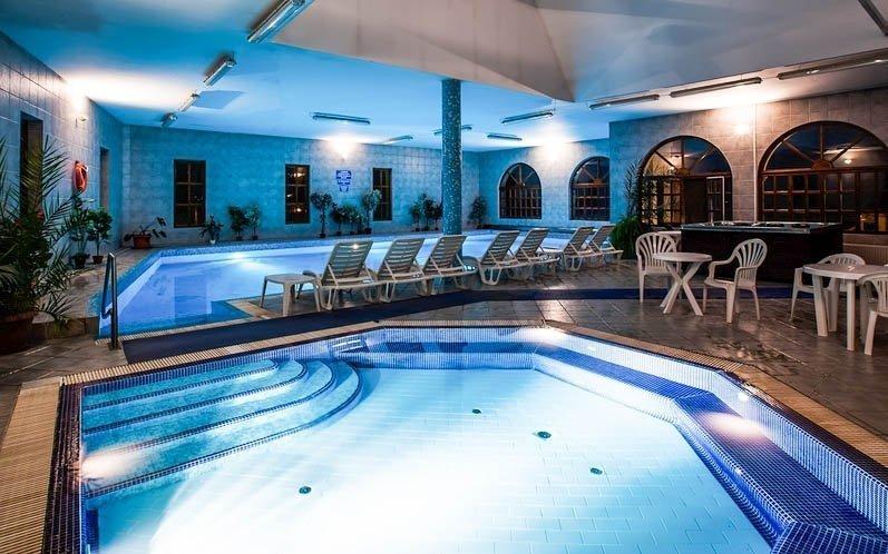 Obrázek Maďarsko s neomezeným wellness a polopenzí v Erzsébet Park Hotel *** Superior není k dispozici