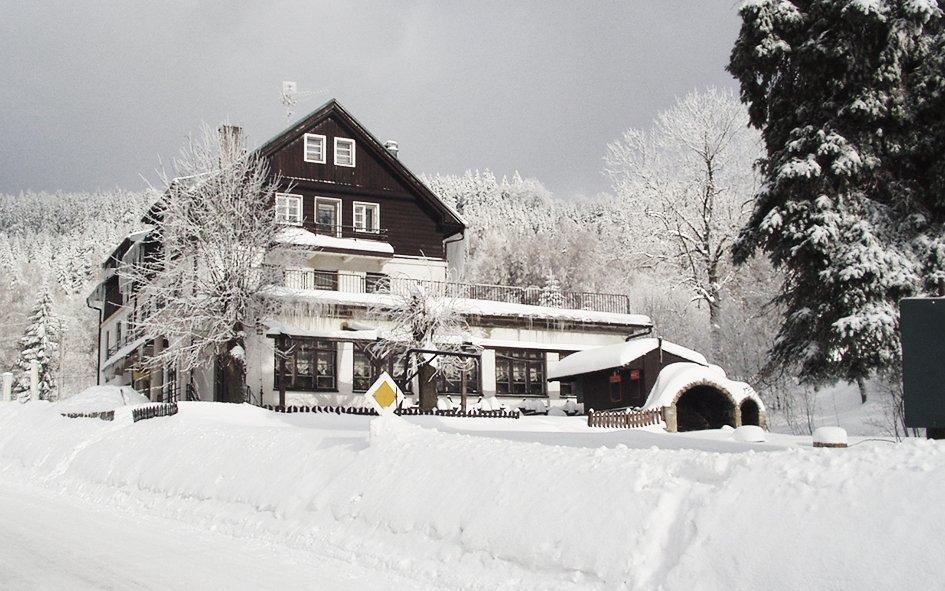 Orlické hory v hotelu Orlice s polopenzí a slevou na další pobyt
