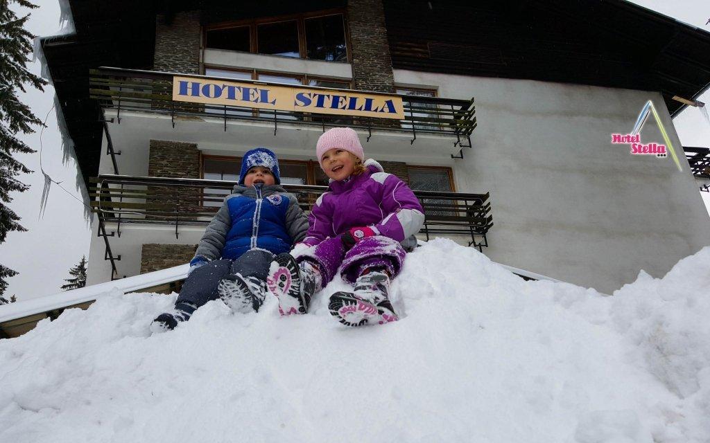 Šumava v hotelu Stella s polopenzí, půjčením kol a koloběžek nebo saunou