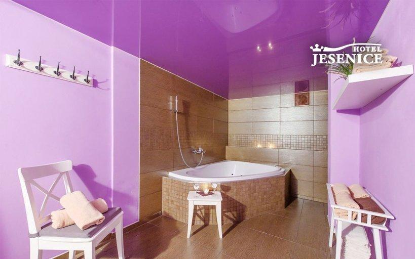 Křivoklátsko s all inclusive nápoji a polopenzí v romantickém hotelu Jesenice