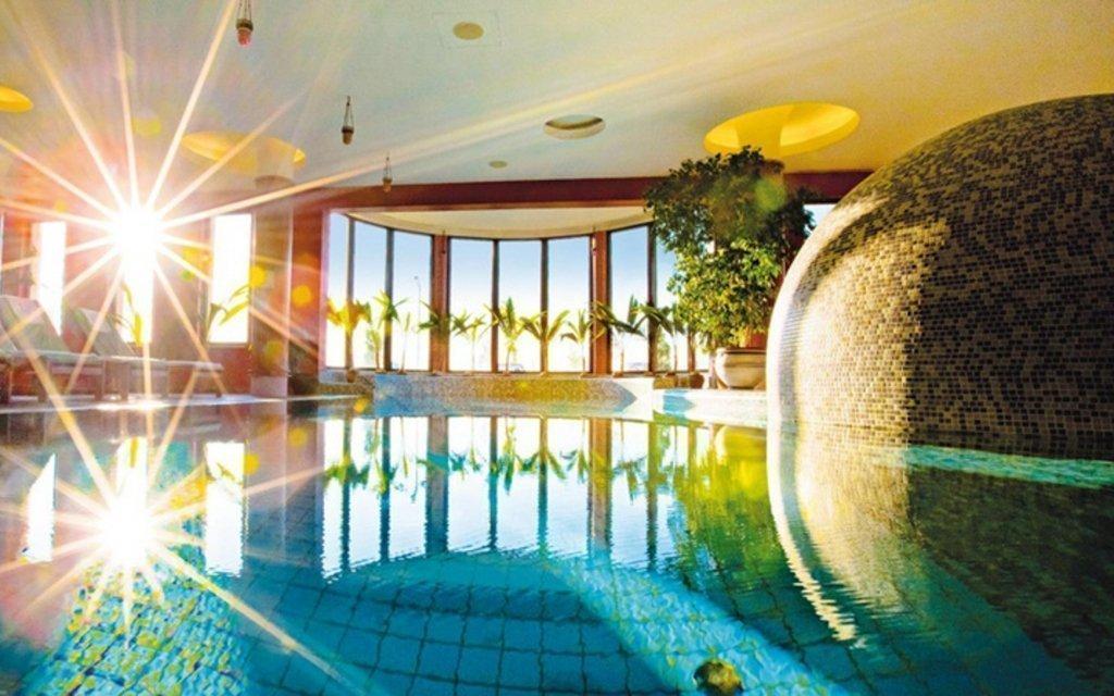Bük luxusně s polopenzí a neomezeným vstupem do wellness s bazénem a saunou