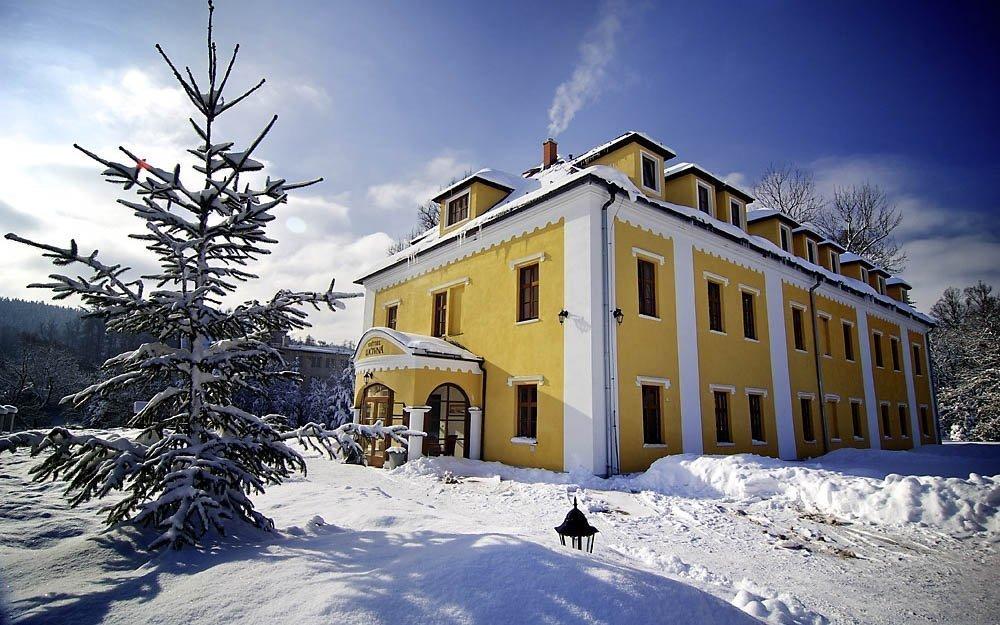 Vysoké Tatry v pohádkovém zámečku s wellness, skipasem a slevami