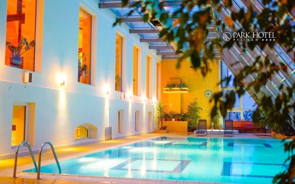 Relax v Maďarsku s neomezeným wellness a polopenzí ve 4* hotelu