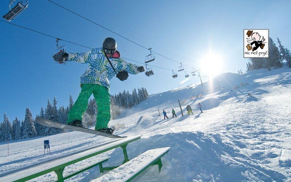 Rakouské Alpy: wellness hotel u lyžařského střediska + 2 děti do 5,9 let zdarma