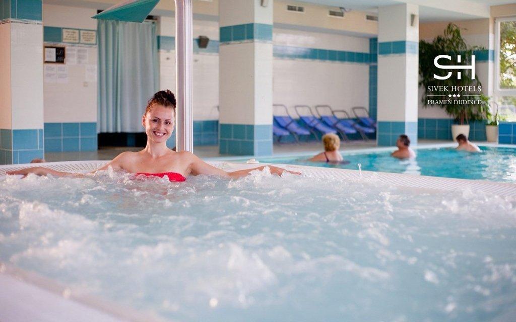 Dudince: 6 dní relaxace s bazénem i vířivkou a možností léčebných procedur
