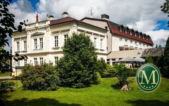Nový Bor: relaxujte v luxusním 4* hotelu s nabitým wellness balíčkem