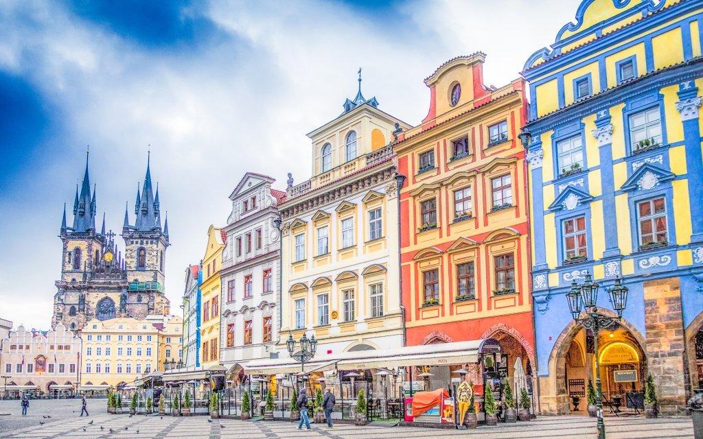 Praha ve 3* hotelu se snídaní nedaleko centra - platnost až do prosince 2018