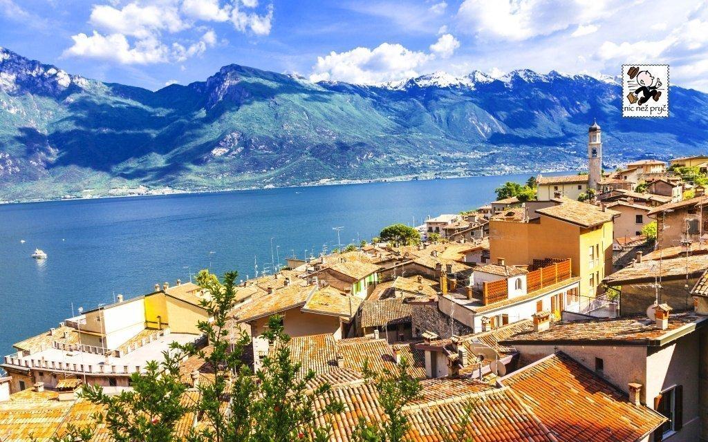 Lago di Garda s bazénem, neomezeným wellness a polopenzí + dítě do 6 let zdarma