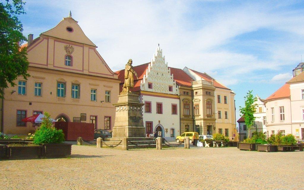 Jižní Čechy v hotelu Slávia se snídaní až do července + děti do 6 let zdarma