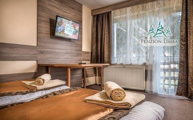 Nízké Tatry na jaro s polopenzí a wellness + 2 děti do 15 let zdarma