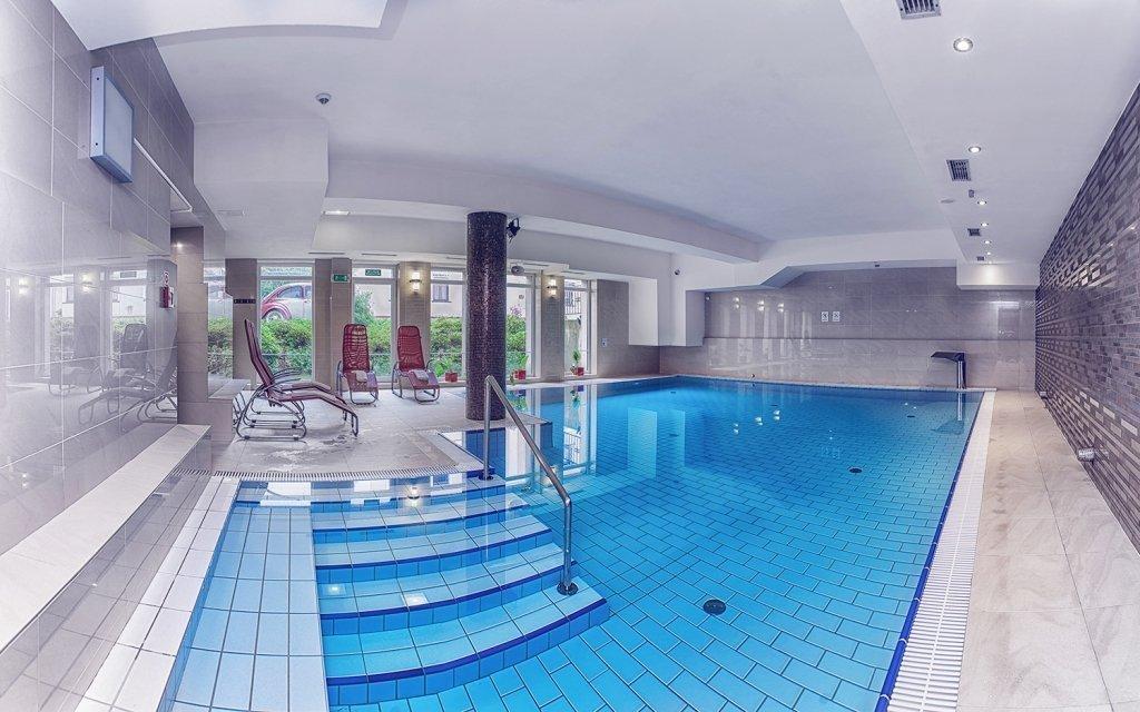 Polský SPA hotel s polopenzí a neomezeným vstupem do wellness zóny s bazénem