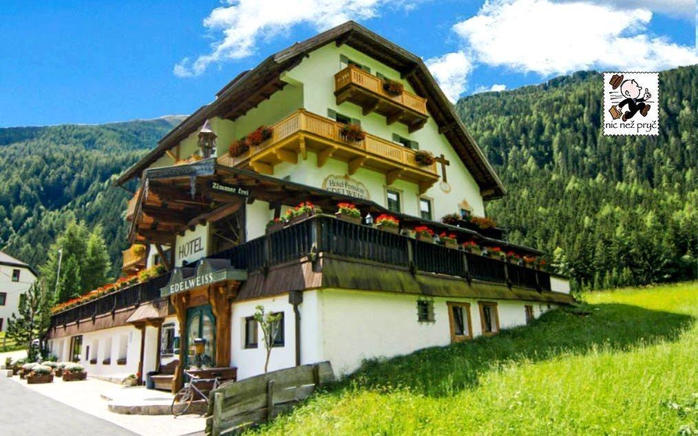Rakouské Alpy: ultra all inclusive a wellness relaxace + dítě do 10 let zdarma