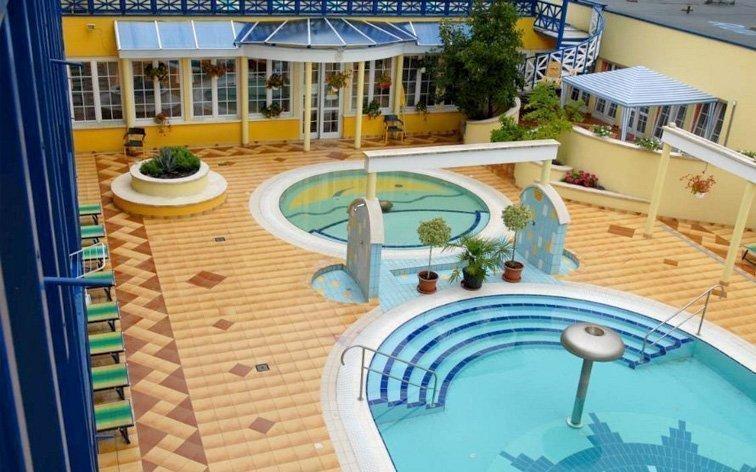 Hajdúszoboszló ve 3* hotelu s neomezeným wellness a termálními bazény