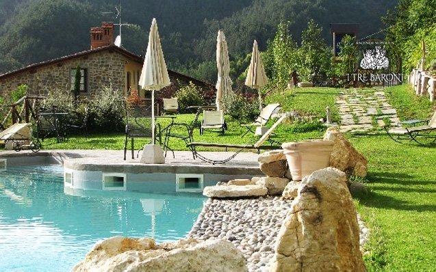 Itálie: Toskánsko ve 4* hotelu s volným vstupem do bazénu a snídaní - do října