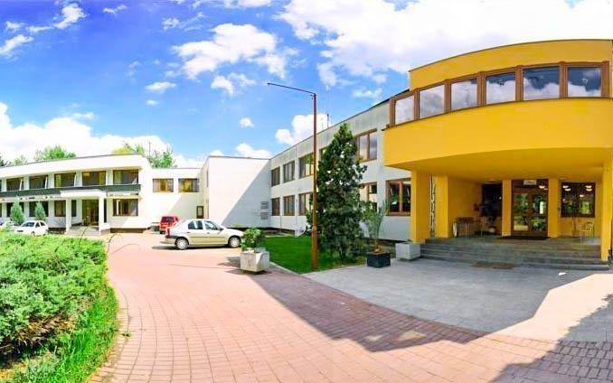 Slovensko: relaxační pobyt s neomezeným bazénem, procedurami a plnou penzí