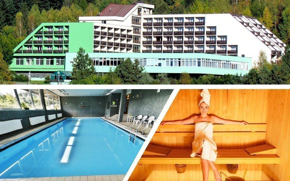 Beskydy v oblíbeném hotelu s bazénem, wellness procedurami a polopenzí