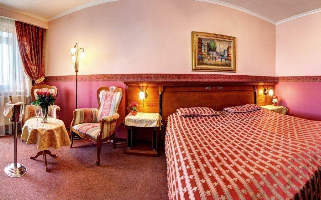 Piešťany: romantický pobyt v luxusním 4* hotelu s polopenzí a wellness