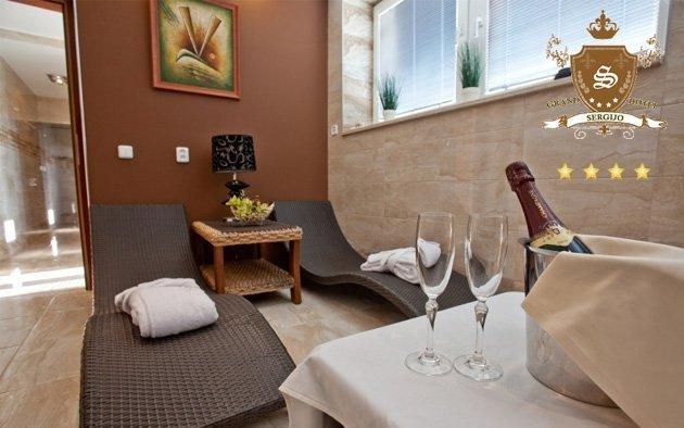 Piešťany v luxusním 4* hotelu i s plnou penzí, privátním wellness a procedurami
