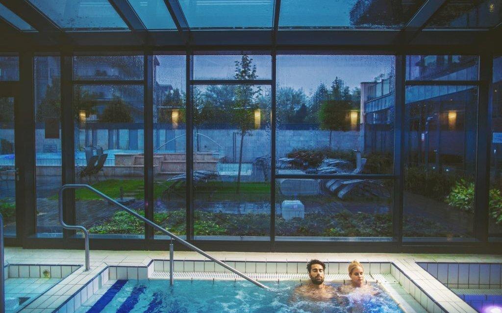 Bük s plnou penzí v Hunguest Hotel Répce *** přímo propojeném s lázněmi