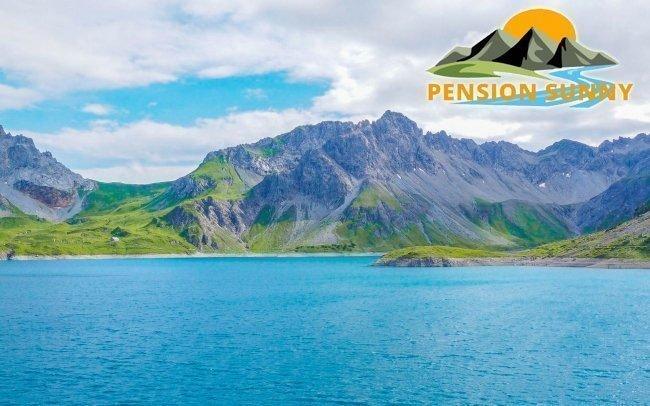 Rakouské Alpy s polopenzí v českém penzionu u jezera Lunzer See po celý rok